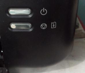 Bảng báo lỗi máy in CANON ix6560, ix6770