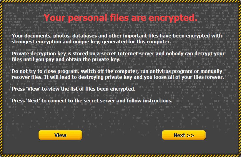 Cảnh báo: bùng nổ virus đòi tiền chuộc