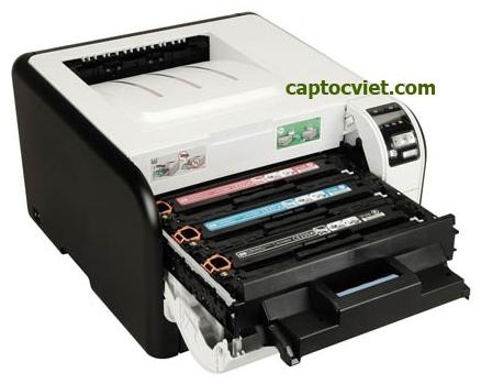 Nạp mực máy in laser màu TpHCM