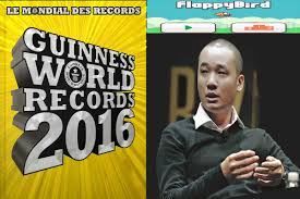 Ha Quang Dong - Guinness 2016