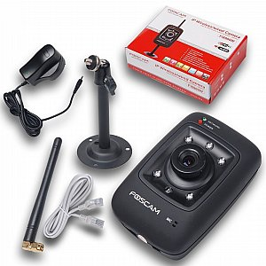 Camera IP Foscam FI8909W - Có Cảnh Báo Sớm