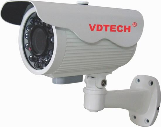 Camera màu hồng ngoại điều chỉnh tiêu cự VDTECH VDT-333ZC