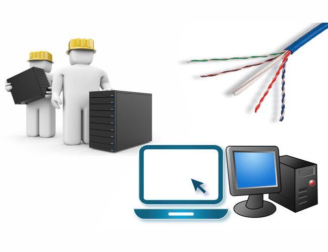 Sửa sự cố mạng LAN và INTERNET