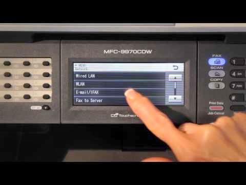 Tổng hợp các thông báo lỗi máy in phun Brother